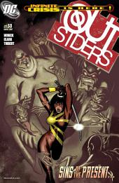 Outsiders (2003-) #30