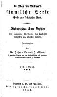 Alphabetisches sach rigister 1 2  A L  M Z PDF