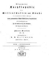 Allgemeine Encyclop  die der Wissenschaften und K  nste in alphabetischer Folge PDF