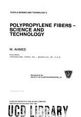 Polypropylene Fibers  Science and Technology PDF