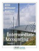 Intermediate Accounting  13th Edition
