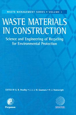 Waste Materials in Construction PDF