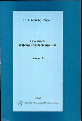 Livestock systems research manual PDF