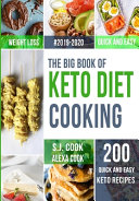 The Big Book of Keto Diet Cooking
