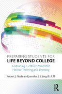 Preparing Students for Life Beyond College
