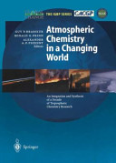 Atmospheric Chemistry in a Changing World PDF