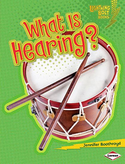 What Is Hearing  PDF