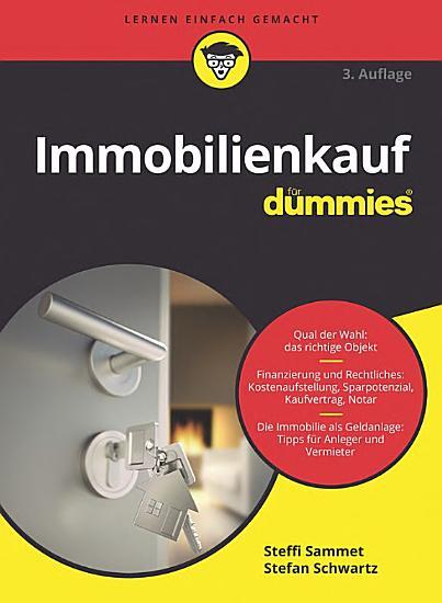 Immobilienkauf f  r Dummies PDF