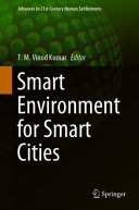 Smart Environment for Smart Cities PDF