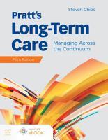 Pratt s Long Term Care PDF