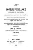 The Art of Correspondence PDF
