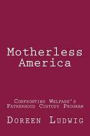 Motherless America PDF