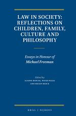 Law in Society: Reflections on Children, Family, Culture and Philosophy