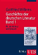 Geschichte der deutschen Literatur Band 1 5 PDF