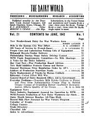 The Dairy World Book PDF