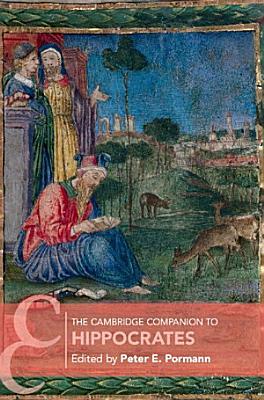 The Cambridge Companion to Hippocrates PDF