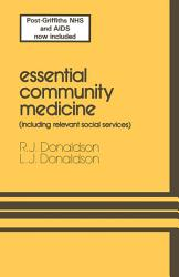 Essential Community Medicine PDF