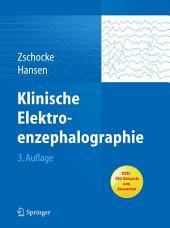 Klinische Elektroenzephalographie: Ausgabe 3