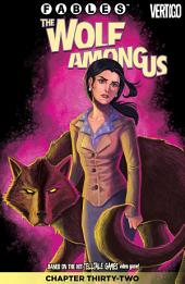 Fables: The Wolf Among Us (2014-) #32