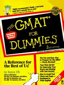 The GMAT for Dummies PDF