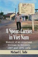 A Spear Carrier in Viet Nam PDF