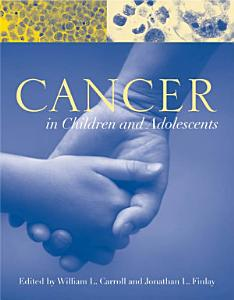 Cancer in Children and Adolescents PDF