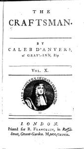 The Craftsman: Volume 10