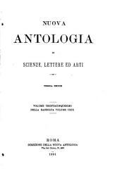 Nuova antologia: Volume 119