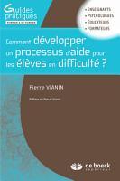 Comment d  velopper un processus d aide pour les   l  ves en difficult     PDF