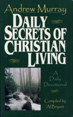 Daily Secrets of Christian Living