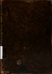 Tratado elemental de matemáticas: escrito de órden de S.M. para uso de los caballeros seminaristas del Seminario de nobles de Madrid y demás casas de educación del reyno. Que contiene la aritmética y álgebra, Volumen 1,Parte 1