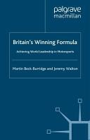 Britain s Winning Formula PDF