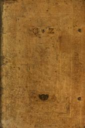 Codex: Novell. Vol, Volume 1