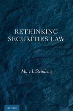 Rethinking Securities Law