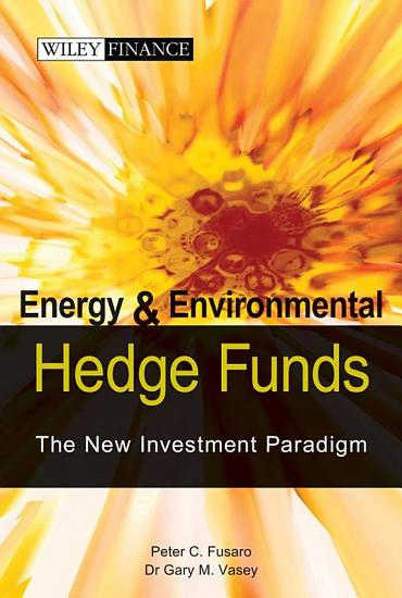 Energy And Environmental Hedge Funds PDF