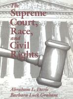 The Supreme Court  Race  and Civil Rights PDF