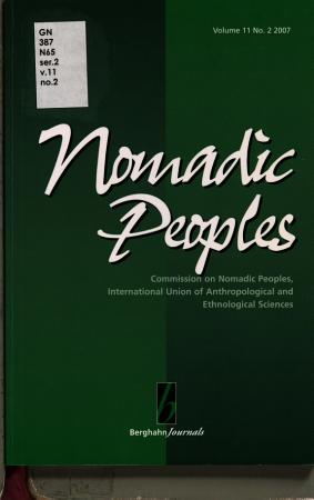 Nomadic Peoples PDF