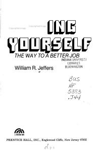 Selling Yourself PDF