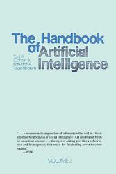 The Handbook Of Artificial Intelligence Book PDF