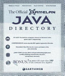 The Official Gamelan Java Directory