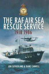 RAF Air Sea Rescue 1918-1986