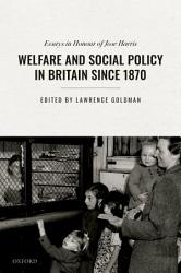 Welfare and Social Policy in Britain Since 1870 PDF