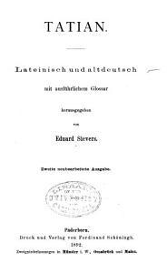 Tatian PDF