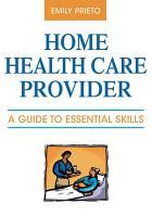 Home Health Care Provider PDF