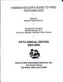 Homeschoolers Guide to Free Teaching AIDS PDF