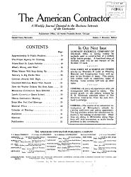 The American Contractor Book PDF