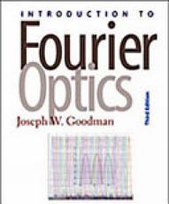 Introduction to Fourier Optics PDF