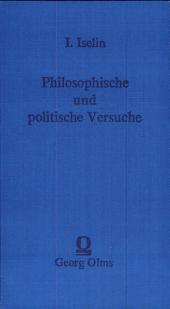 Philosophische und politische Versuche