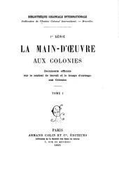 Bibliothèque coloniale internationale