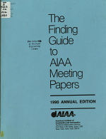 The Finding Guide to AIAA Meeting Papers